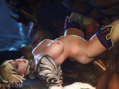 Soul Calibur Porn