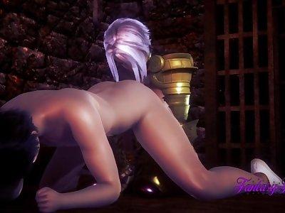 Soul Calibur - Ivy BDSM Sex