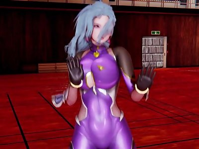 Honey Select 2:Multiplayer sports in the gym with magic ninjas