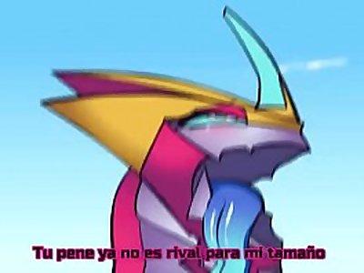 SHYVANA VS GAREN (Vampiranhya/Divine Wine) League Of Legends Hentai Animation