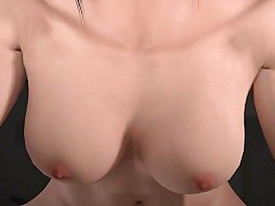 「Juri Being Juri」by Redmoa [Street Fighter SFM Porn]