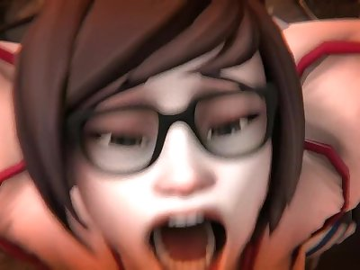 Captured Mei [dezmall]