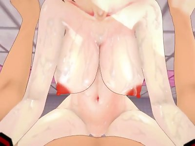 RWBY: SPORTY BABE RUBY LOVES A BIG HARD DICK (3D Hentai)