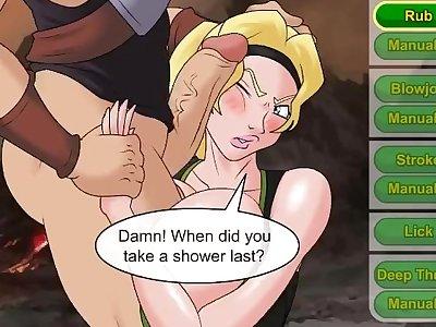 Meet N Fuck - Mortal Cum Butt - Gameplay by CHUBBY_X