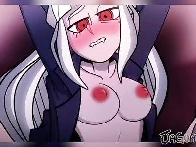 Helltaker Lucifer Version