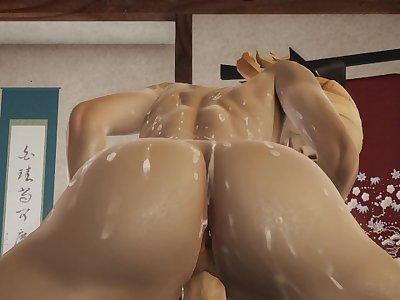 Genshin Impact - Sex with Jean - 3D Porn