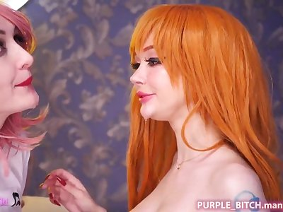 One piece girls are so horny for you by Purple Bitch