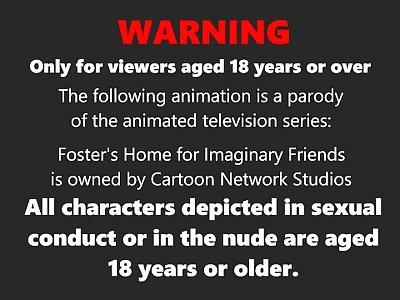 Adult Frankie Fosters blowjob Imaginary Friend Fosters Home for Imaginary Friends Parody Animation