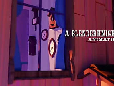 Foster's Home for Imaginary Friends - Blender Knight