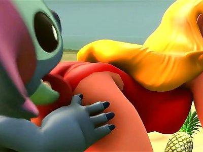 Watch Lilo & Stitch XXX