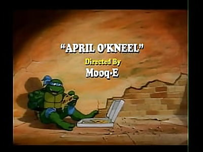 TMNT - April O'Kneel