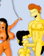 Guys with big dicks plowing hot hoochies from porn Simpsons and X-Men