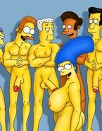 Oldies from Simpsons porn getting down and dirty together with stacked cougar Peggy Hill