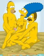 Simpsons universe all sexed up