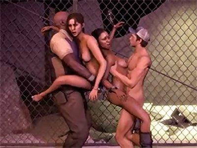 Left 4 Dead Sex