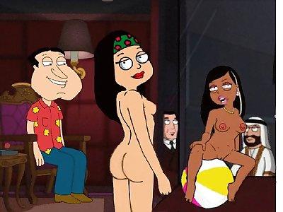 Cleveland Show Sex