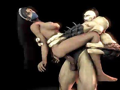 Mortal Combat Hentai