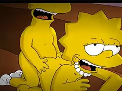 simpsons rule 34 Hentai