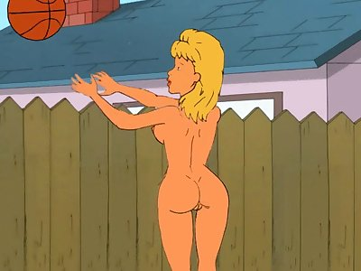king of the hill porn bobby peggy