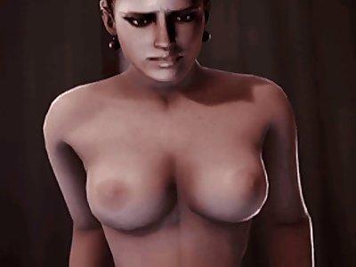 Resident Evil Hot