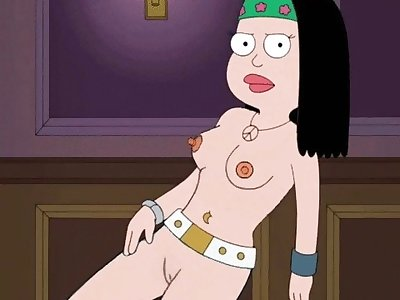 american dad hayley