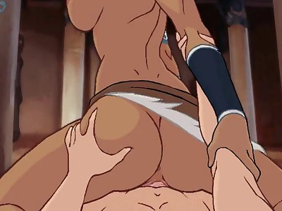 avatar the legend of korra hentai