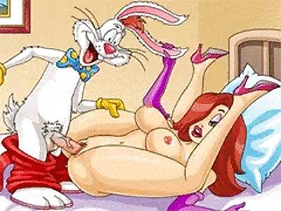Roger Rabbit XXX