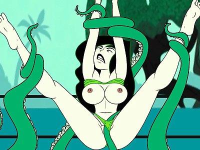 free porn cartoons of kim possible
