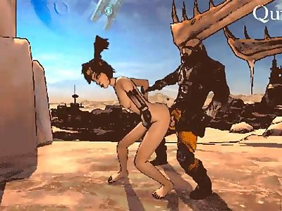 Borderlands Hot