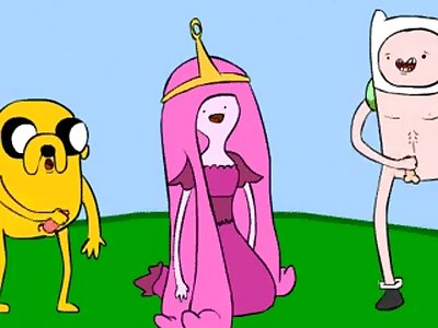 adventure time bubblegum and marceline porn