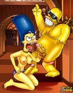 Simpsons' futanari sex frenzy hitting Springfield