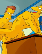 Simpsons Heroes In Gay Porn Gallery