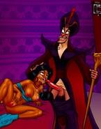 aladdin fuck princess jasmine pussy
