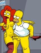 Homer Simpson Fucker