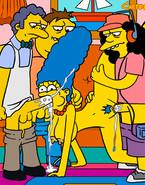 The Simpson XXX Toons