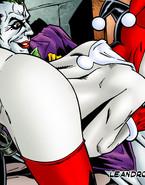 Joker Fuck Harley Quinn