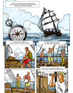 International Comix: Friday (Pirate's Diary)Friday: A Very sexy toon about pirates and their adventures on the islands after shipwreck.