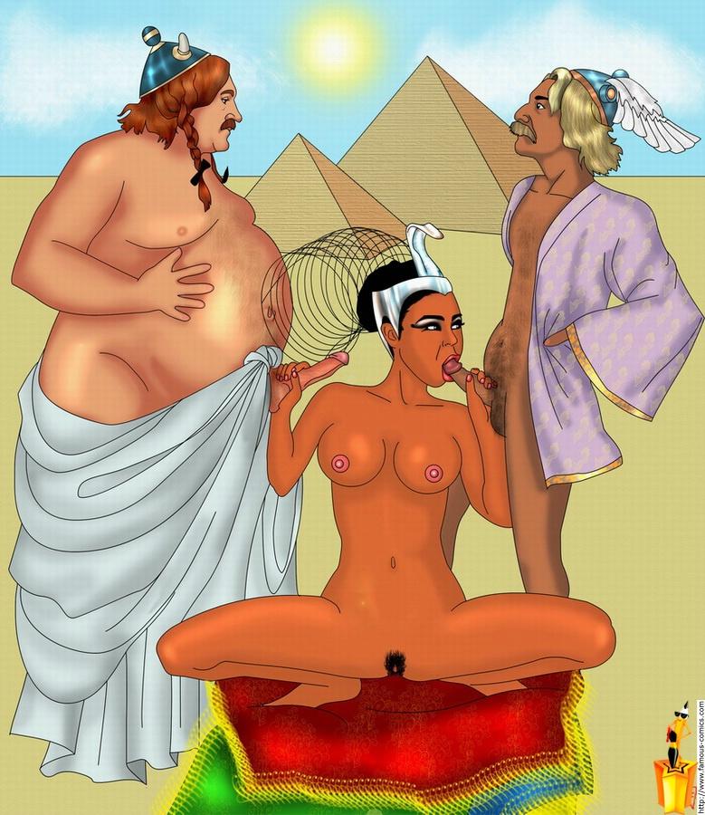 слуги трахают царевну всяких
