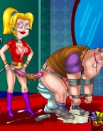 American Dad can be bossy and submissive