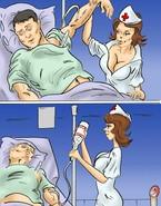 Nurse fucks patient
