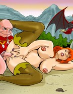 Everyone wants this Dungeons and Dragons redhead