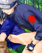 Extreme bareback in homosexual manga