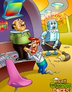 Anal games of Jetsons