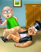 Gay craze in South Park
