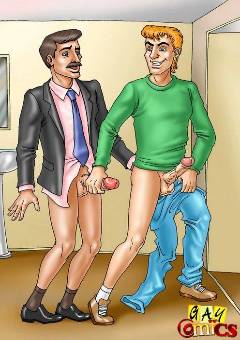 Gay Blow Jobs Comics
