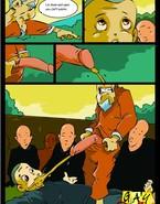 Gay Kung-Fu masters