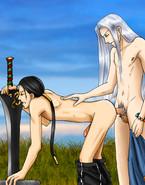 yaoi two guys having sex
