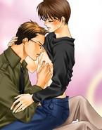 Gay men satisfaction in indecent anime
