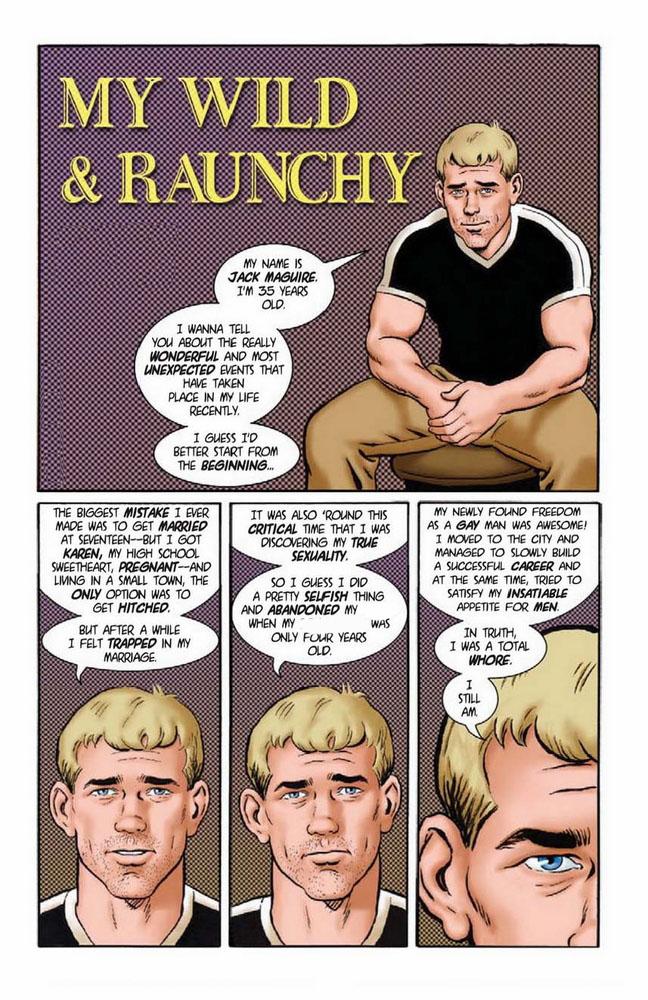 Sex gay cartoon Gay Cartoon