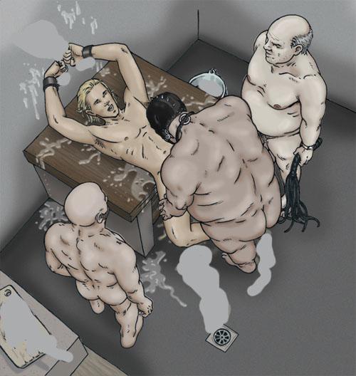 Comic Gay Porn Pics
